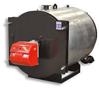 Водогрейный жаротрубный котел ALFA с газовой горелкой, 3490 кВт