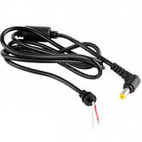 DC шнур для зарядного устройства к ноутбуку ASUS (1.2м/4,0*1,35мм)!Акция