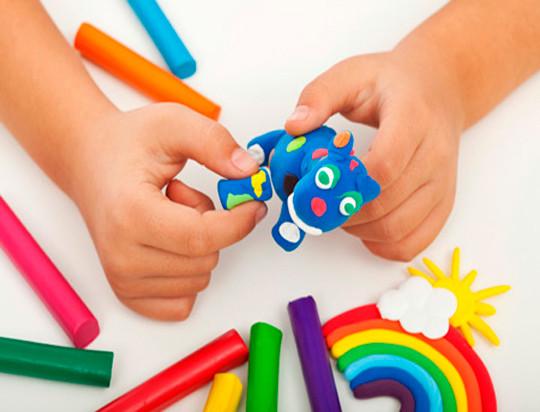 Наборы для творчества для самых маленьких