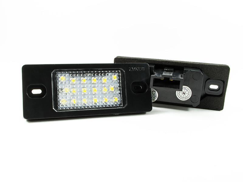 Светодиодной подсветки номерного знака 1 пара (2 шт.) V Passat B5 KOMBI