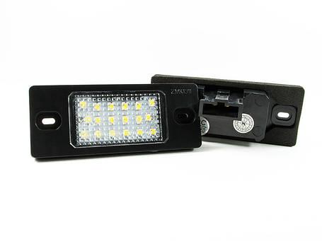 Светодиодной подсветки номерного знака 1 пара (2 шт.) V Passat B5 KOMBI, фото 2