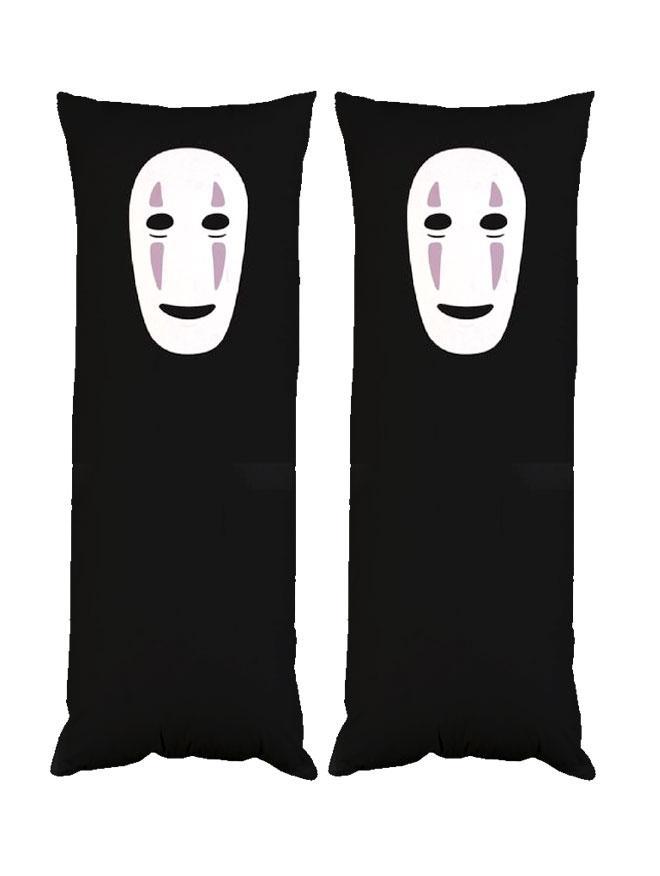 Подушка обнимашка дакимакура Безликий двухсторонняя 40х100см со съемной наволочкой (dak0607)