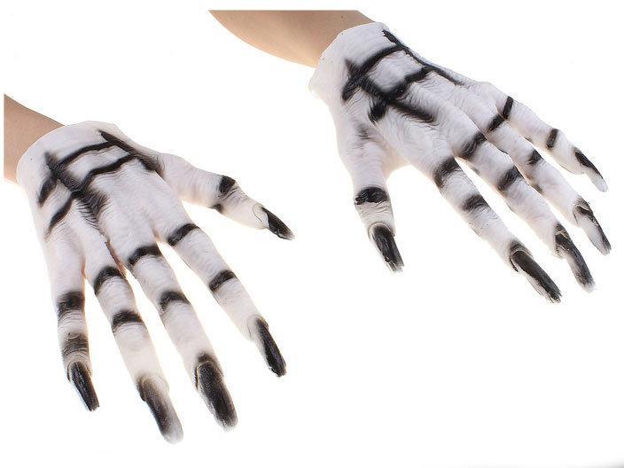 Перчатки Мумии