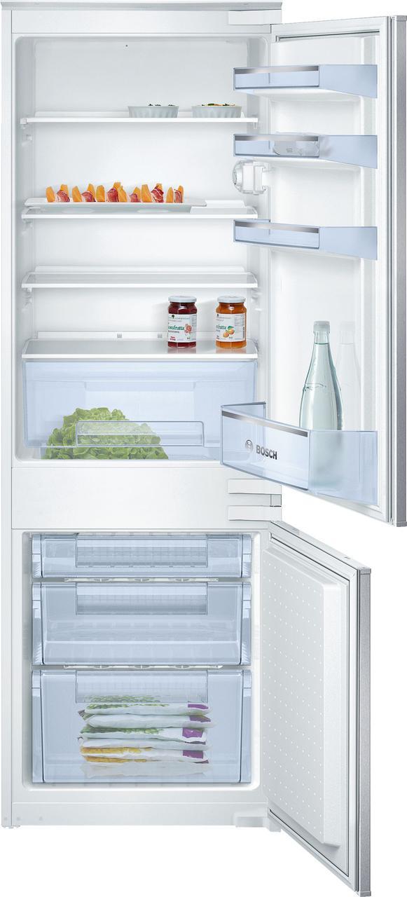 Встраиваемый холодильник с морозильником  Bosch KIV28V20FF
