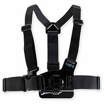 Крепление на грудь для GoPro Chest Mount Harness (Оригинал), фото 3