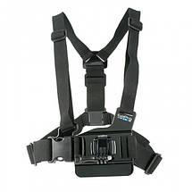 Крепление на грудь для GoPro Chest Mount Harness (Оригинал), фото 2