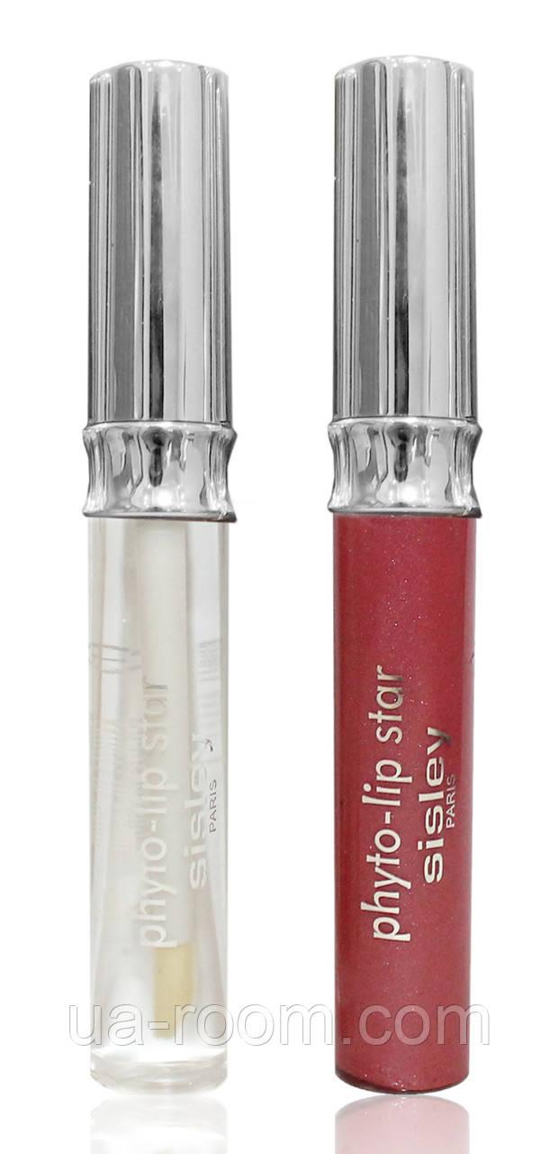 Блеск для губ Sisley Phyto lip star(серебряная крышечка)