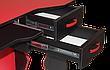Стол компьютерный Barsky Homework Game Red HG-02, фото 4