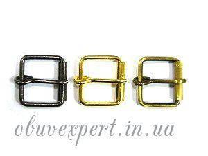 Пряжка собачья 30*25, толщ. 3,5 мм  Золото, фото 2