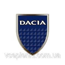 Комплекты защитных автопленок для Dacia