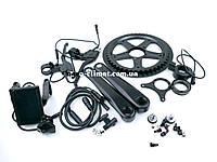 Электромотор Bafang BBS02 48V 750W комплект дисплей с 790 электрический комплект для велосипедов