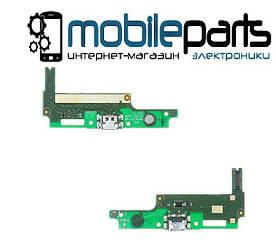 Нижняя плата (Шлейф) для Huawei Y3 II 2016 (LUA-U22)  версия 3G з зарядным разъемом