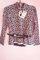 Комплект блуза+юбка оптом (р-р: 34-44)