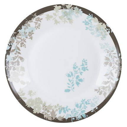 Тарелка обеденная LUMINARC ESSENCE FOLIAGE 25 см (J7123), фото 2