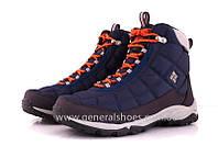 Ботинки Columbia Firecamp Boot BL 1766-492 синие d6c6e6aed70e4