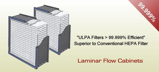 ULPA-фильтр;