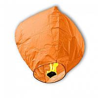 Небесные фонари Купол оранжевый