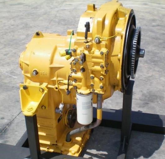 Ремонт коробок передач спец-техники (КПП, АКПП)