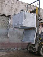 Бак для отходов с откидным дном, фото 1