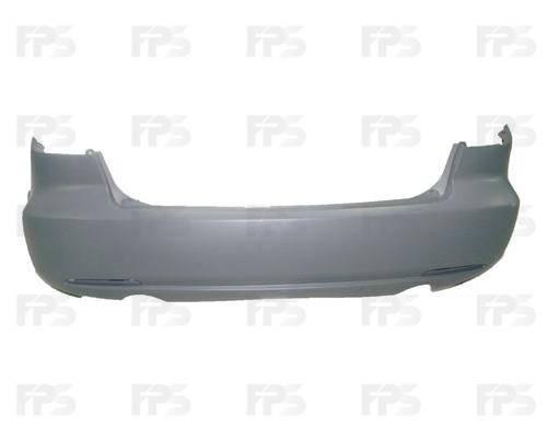 Задний бампер Mazda 6 (GG/GY) 06-08 (FPS), фото 2
