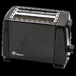 Тостер Domotec MS-3230 650w Black (3035)