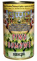 Солодовый экстракт пшенычный Ekstrakt Slodowy Piwo Domowe PSZENICZNE