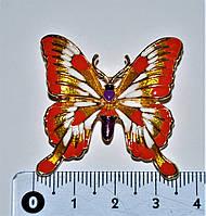Брошь - бабочка