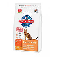 Hill`s Adult Optimal Care Курица -  0,4кг