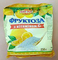 Фруктоза с витамином С ТМ Маккос, 250г
