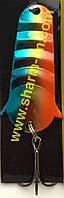 Колебалка Duralure Washboard 10 g BYR