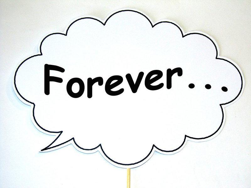 Фотобутафория свадебная Bonita Forever 1 предмет (46)