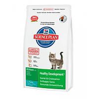 Hills (Хилс) Kitten корм для котят (тунец) - 2 кг