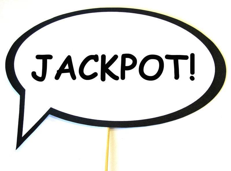 Фотобутафория свадебная Bonita Jackpot 1 предмет (55)