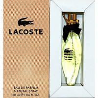 Lacoste pour Femme edt - Pheromone Tube 30ml
