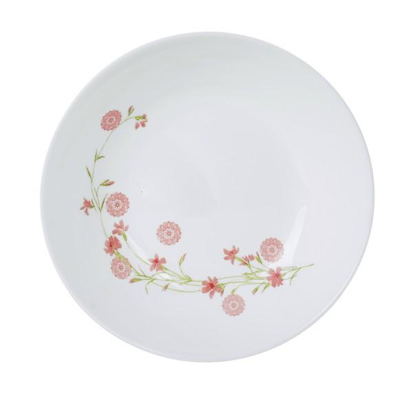 Тарелка LUMINARC DIWALI ROMANCE PINK /20 см/суп. (N3348)