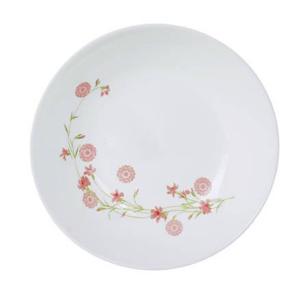 Тарелка LUMINARC DIWALI ROMANCE PINK /20 см/суп. (N3348), фото 2