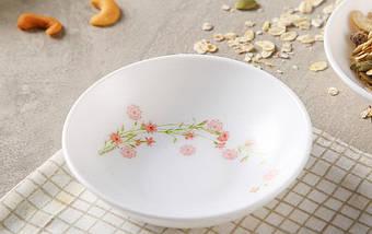 Тарелка LUMINARC DIWALI ROMANCE PINK /20 см/суп. (N3348), фото 3