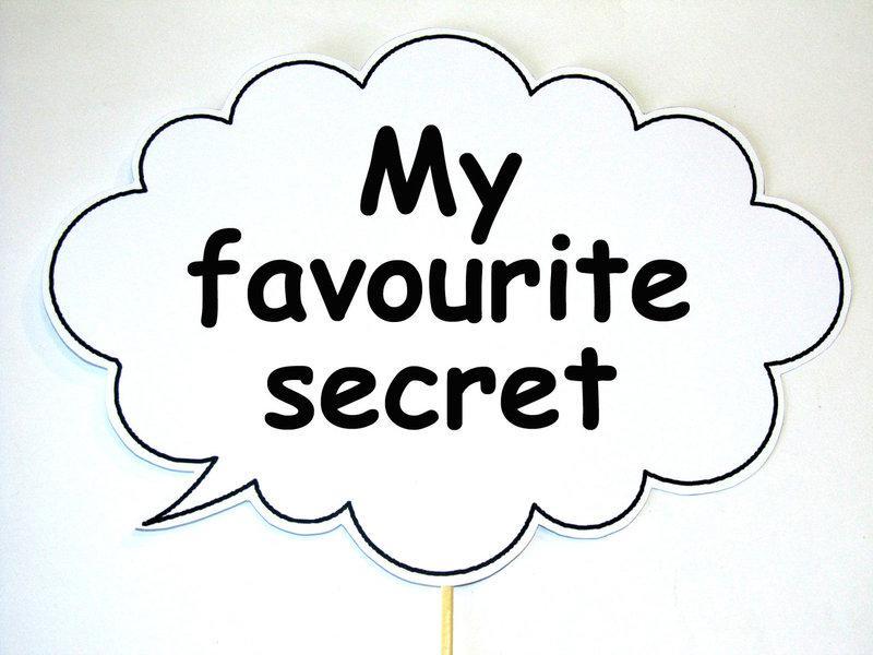 Фотобутафория свадебная Bonita My favourite secret 1 предмет (48)