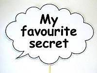 Фотобутафория свадебная Bonita My favourite secret 1 предмет (48), фото 1