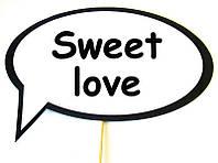 Фотобутафория свадебная Bonita Sweet love 1 предмет (59), фото 1