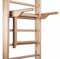 Спортивные брусья деревянные (для спортивного комплекса, шведской стенки уголка дома, зала)