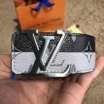 Ремень Louis Vuitton LV Initiales Double Monogram, фото 3