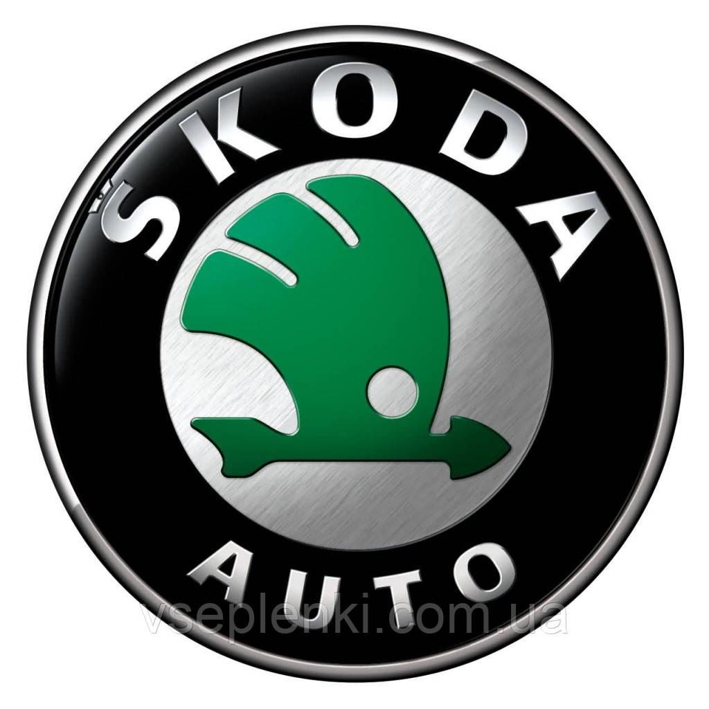 Комплекты защитных автопленок для Skoda