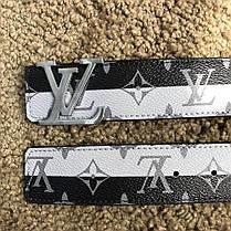 Ремень Louis Vuitton LV Initiales Double Monogram, фото 2
