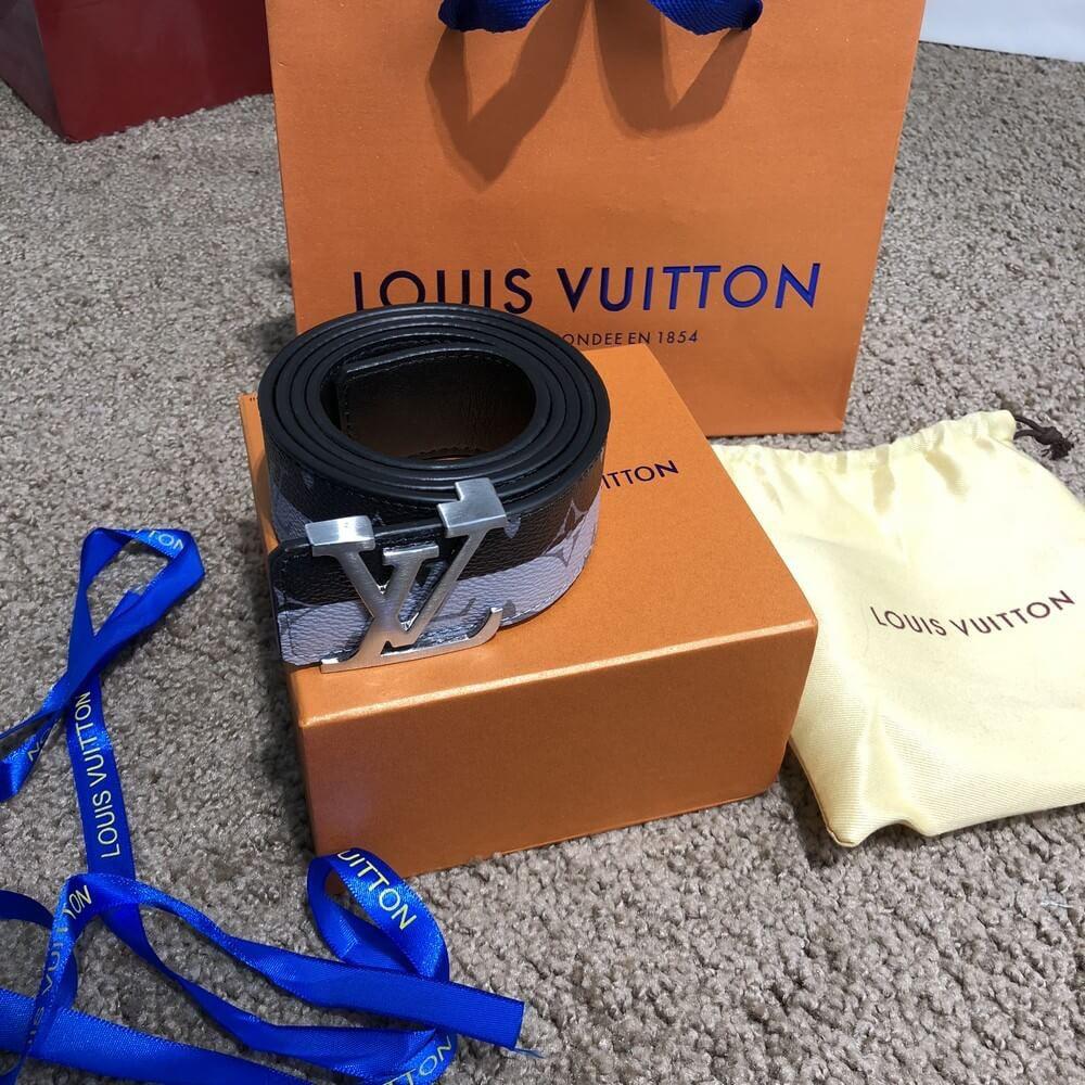 Ремень Louis Vuitton LV Initiales Double Monogram