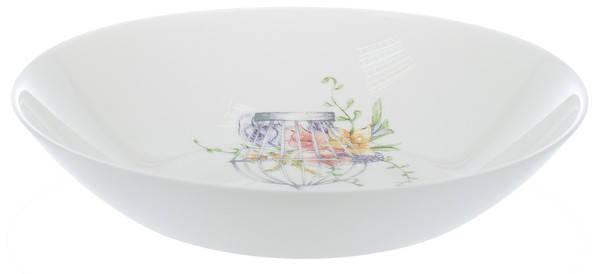 Тарелка суповая Luminarc Flore 20 см L8370, фото 2