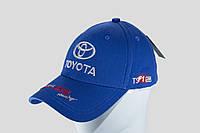 Кепка. Бейсболка Toyota