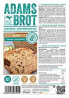 Низко углеводная смесь для хлеба, Adams bread GOLD