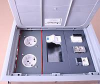 Ackermann CLRx090 LGY2 Люк для фальшпола 3-х секционный, Ackermann