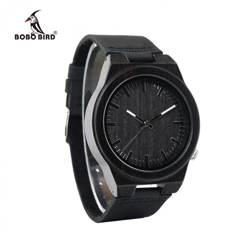 Часы деревянные мужские Bobo Bird RF eps-1009